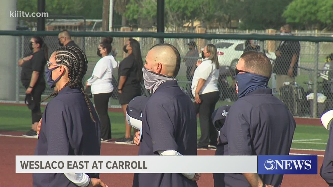 Carroll softball takes series lead with run-rule over Weslaco East - 3Sports