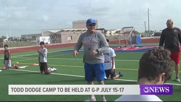 Todd Dodge Camp returns to Gregory-Portland July 15th-17th - 3Sports