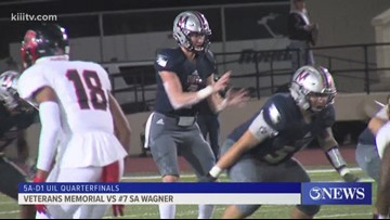Veterans Memorial falls to SA Wagner's high powered offense - 3Sports