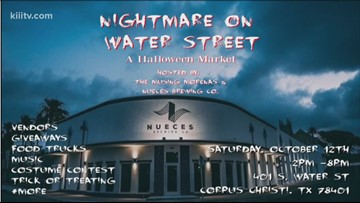 First Edition: Nightmare on Water Street Halloween Market