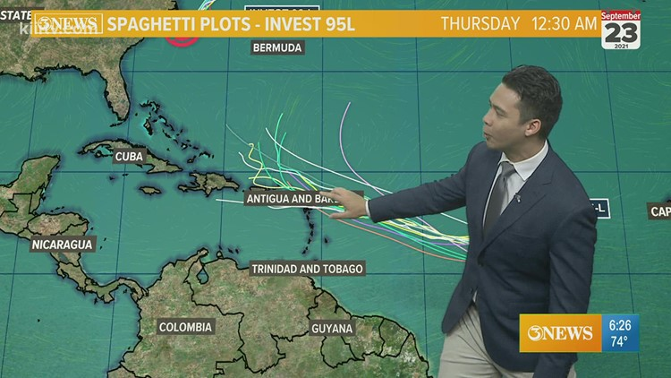 TROPICAL UPDATE: High chance for tropical development in the Atlantic
