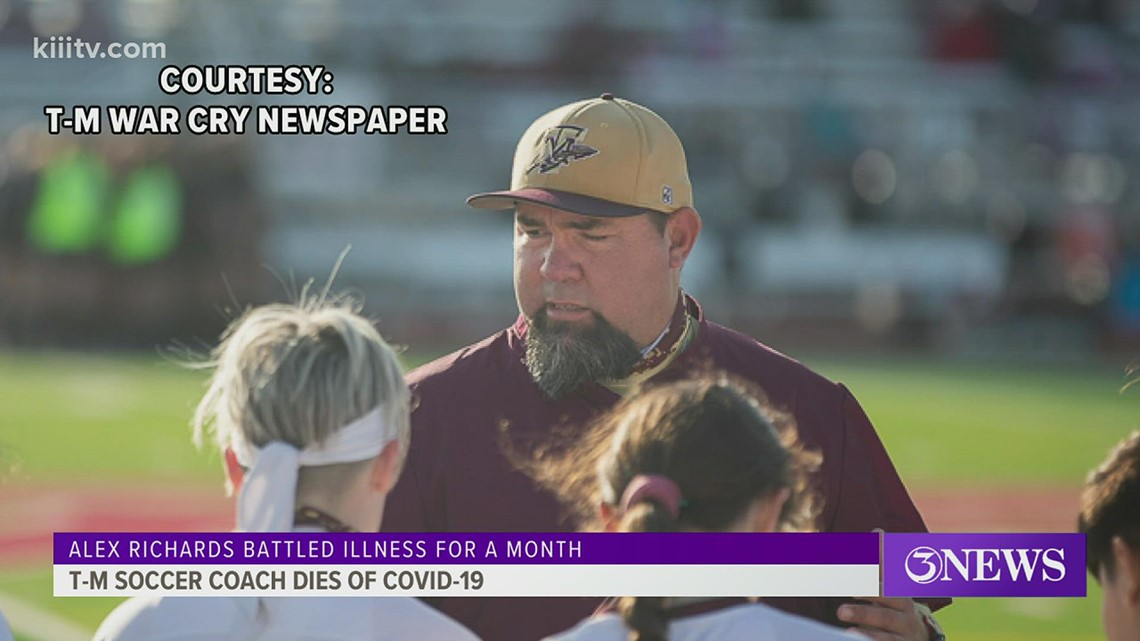 Tuloso-Midway girls soccer and assistant football coach passes away from COVID