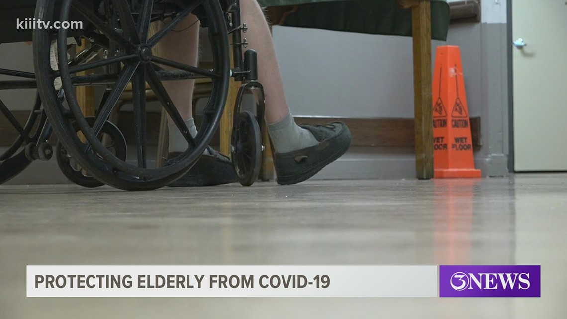 How senior living centers are keeping COVID-19 away from residents