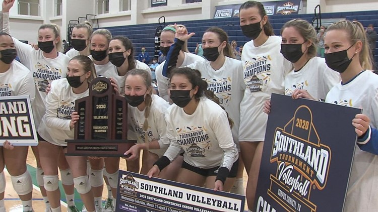 Islanders volleyball opens 2021 as Southland favorite