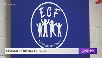Coastal Bend Day of Giving: ECF Community Center