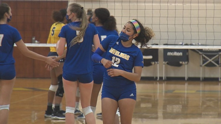Javelinas volleyball sweeps A&M-Commerce in Lone Star Qtrs.