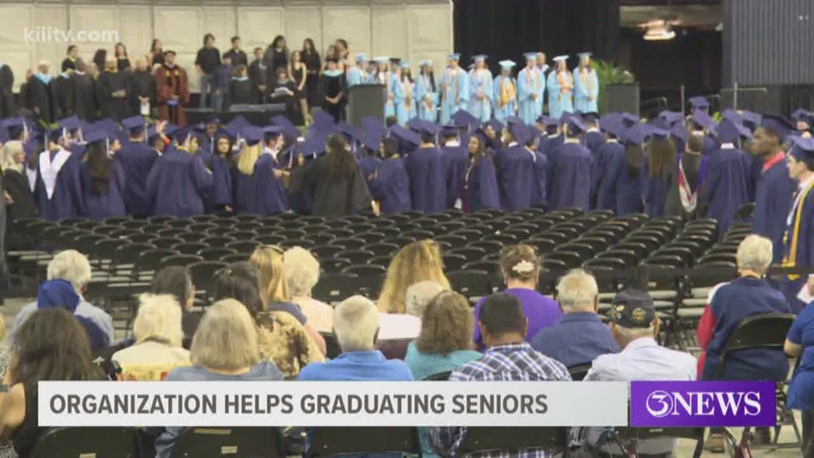 How to help graduating seniors in the Coastal Bend