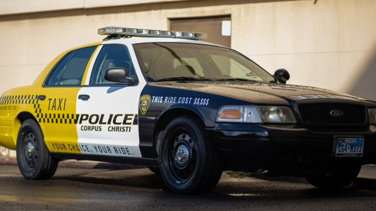 Corpus Christi PD launches 'Choose Your Ride' campaign ahead of holiday weekend