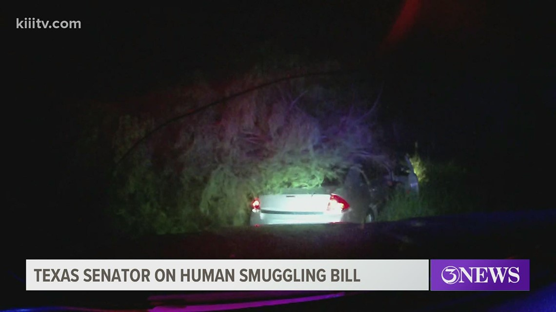 Texas lawmakers hope to make human smuggling suspects easier to prosecute
