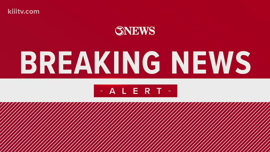 Corpus Christi Police Officer shot, search for suspect underway