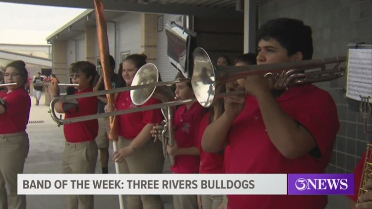Blitz Band of the Week: Three Rivers Bulldogs
