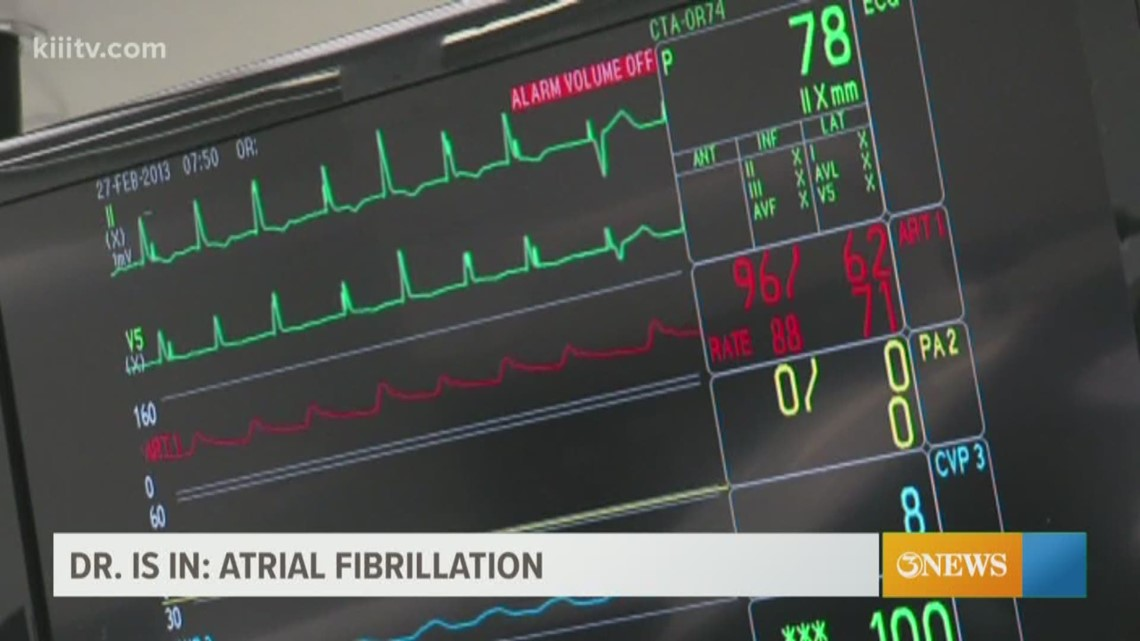 Dr. Is In: Atrial fibrillation