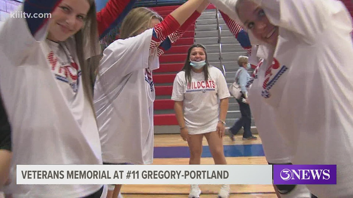 G-P volleyball wins first place game over Veterans Memorial - 3Sports