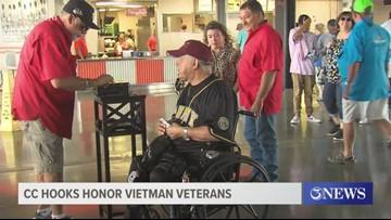 Military Matters: Corpus Christi Hooks Honor Veterans