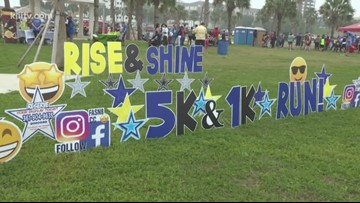 14th Annual Rise and Shine 5K