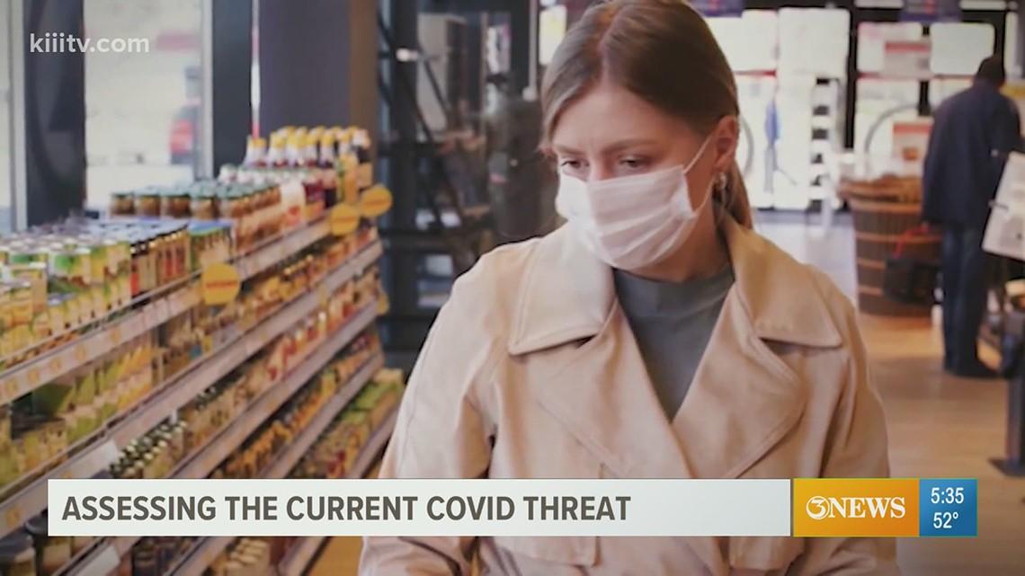 Task force member Dr. Chris Bird addresses current COVID-19 threat