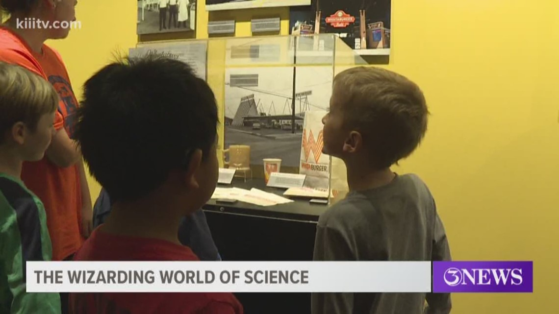 Wizarding World of Science spring break camp held in March
