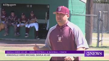 Kingsville Brahmas hire Mike Davila as next AD and Football/Baseball head coach - 3Sports