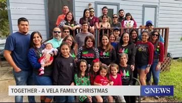 Together: A Vela Family Christmas