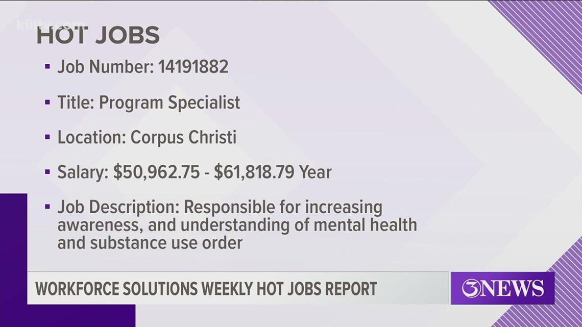 Hot Jobs: Sept. 22, 2020