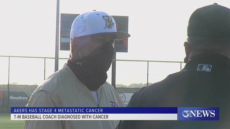 Akers family thankful for South Texas support in Coach's cancer battle - 3Sports