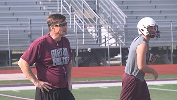 Sinton's Allen retiring to focus on health