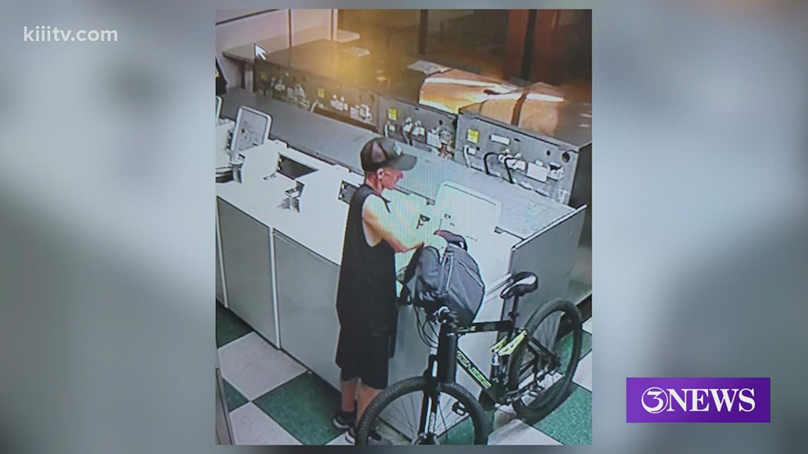 Burglar targets laundromat on city's southside six times, police still looking to identify suspect
