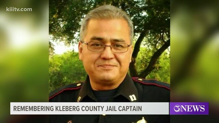 Captain Albert Castillo with Kleberg County dies at 49