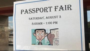 Coastal Bend Passport Fair being held on the weekend
