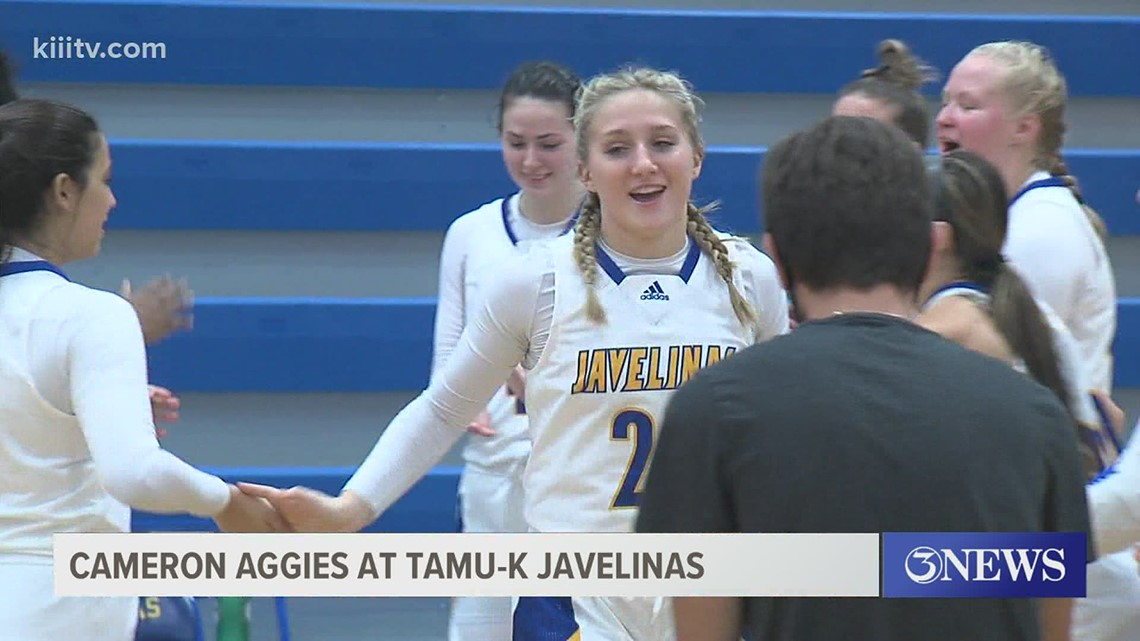 Javelinas women hold off Cameron - 3Sports