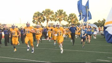 Javelinas dominated at home by Angelo State