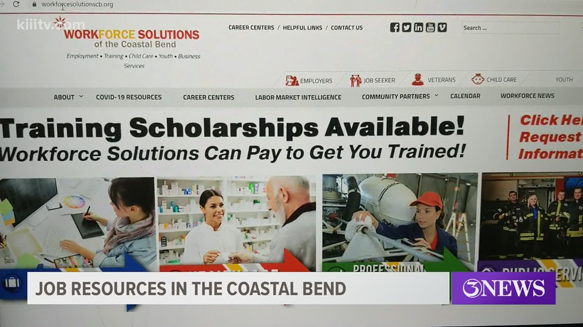 Searching for a job in the Coastal Bend?