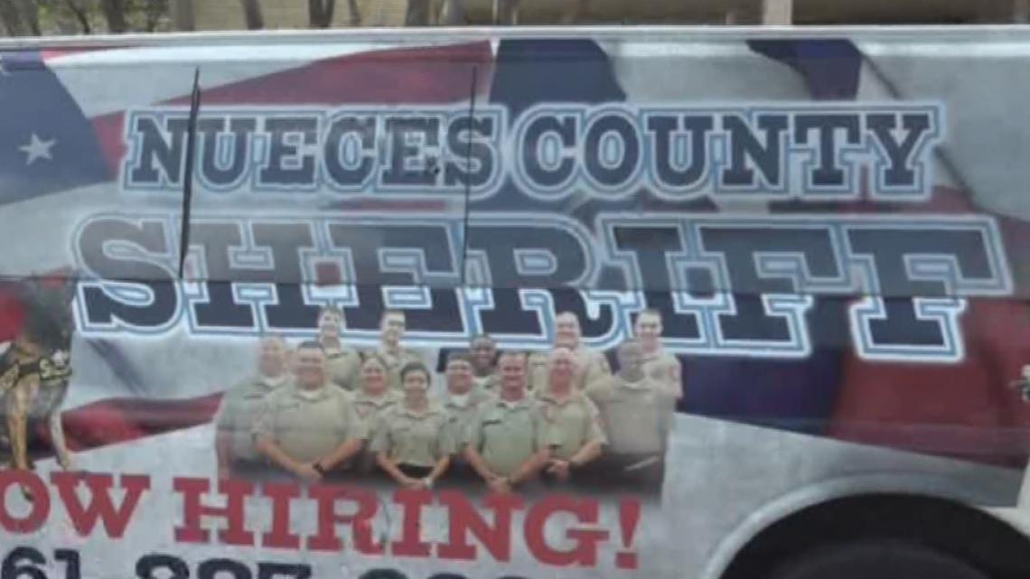 Nueces County Sheriff's Office wraps prisoner transport ...