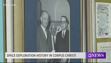 Corpus Christi man shares parents connection to Apollo Missions