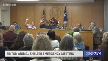 Animal advocates take a win at Sinton City Hall