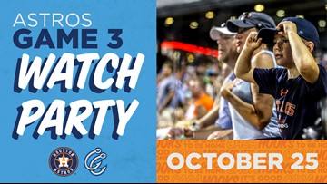 Corpus Christi Hooks will host Game 3 watch party at Whataburger Field