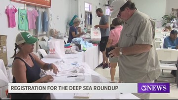 Registration begins for Friday's 84th Deep Sea Roundup