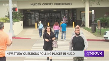 Study alleges voter suppression in Nueces County, county leaders say otherwise