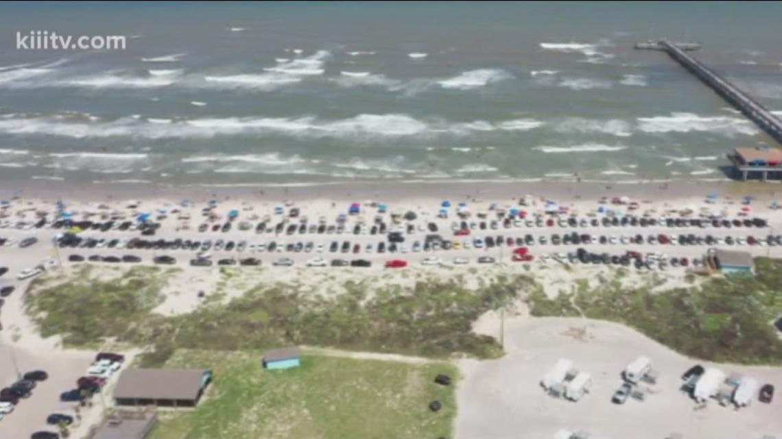 Island Report: Parking on the beach during Memorial Day weekend