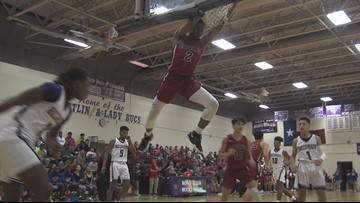 Veterans Memorial sweeps Miller in basketball double-header