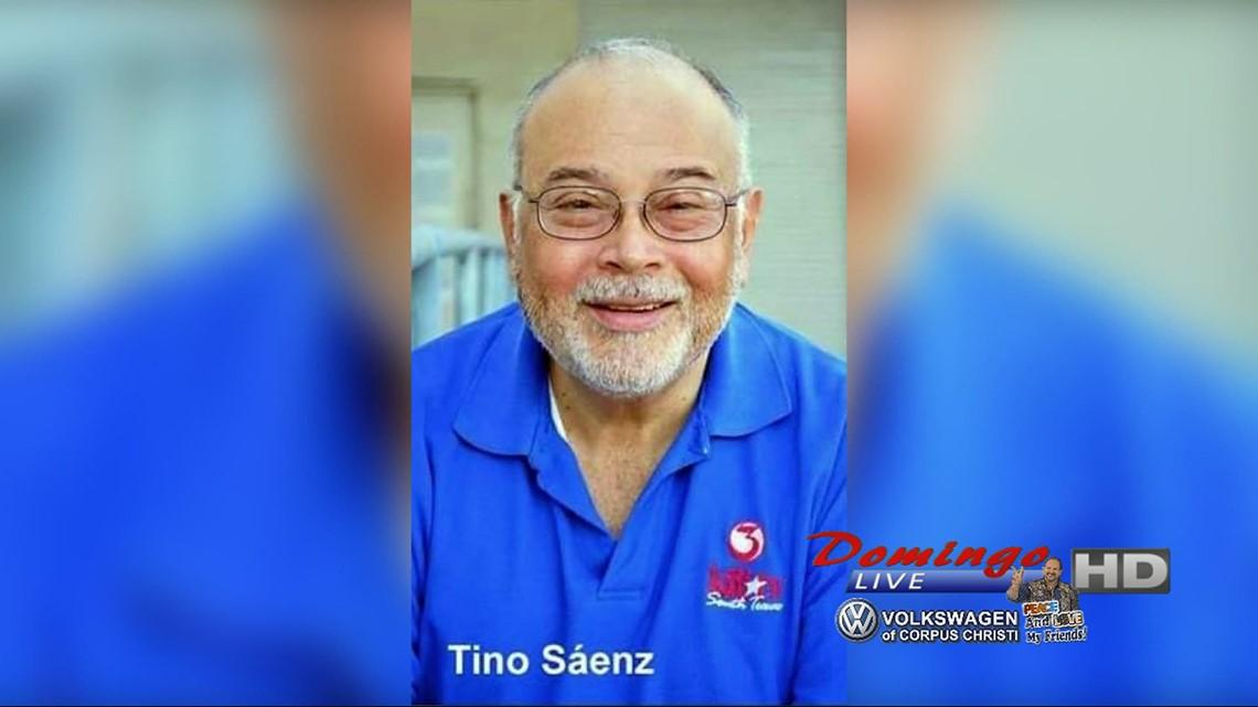Tribute to Tino Saenz