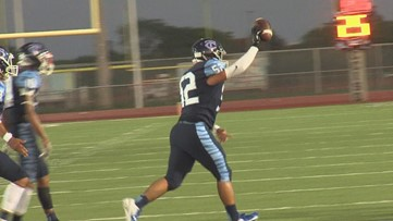 Athlete of the Week: Carroll's Jaiden Salinas