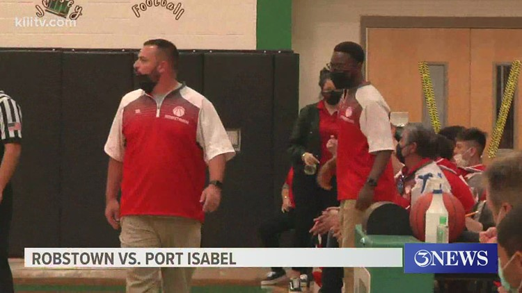 Port Isabel ends Robstown's season in first round - 3Sports