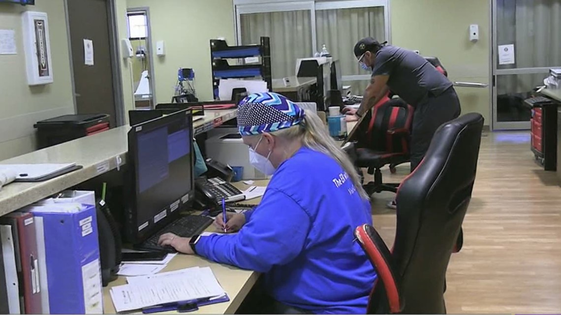 TLC Complete Care staff work through challenges as winter storm, COVID-19 impact Coastal Bend