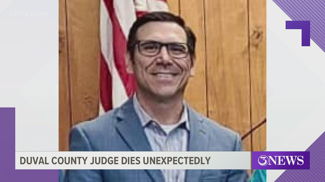 Duval County Judge dies unexpectedly over weekend