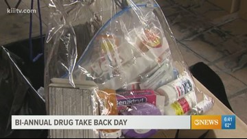 KIII-TV provides community opportunity to dispose of unwanted medication