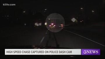 Dash cam video: Teens lead Portland police on high-speed