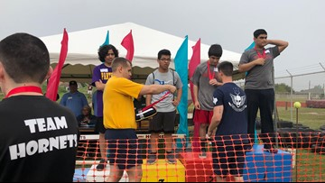 Special Olympics Spring Games kick off at Flour Bluff High School