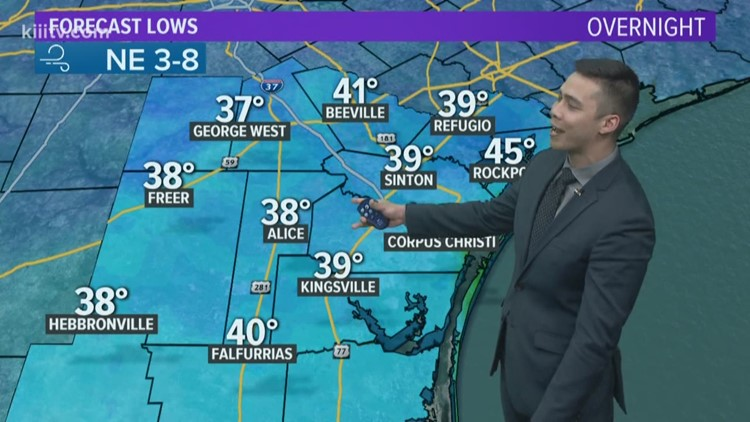 Tuesday Forecast: Milder with High Clouds