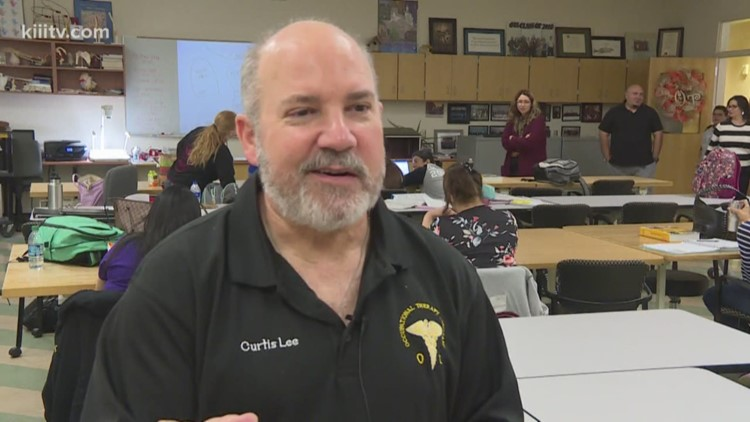 Someone to Know: Del Mar College Professor Curtis Lee